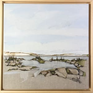 Inland Pond IP 43-32 by Barbara Houston