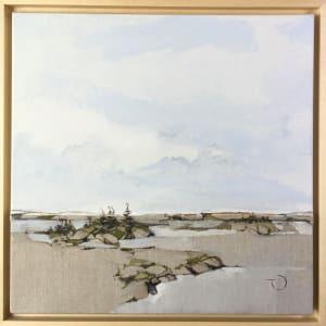Inland Pond IP 43-31 by Barbara Houston