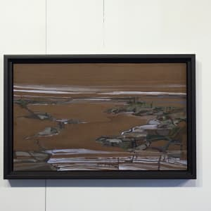 Inland Pond IP 43-7 by Barbara Houston