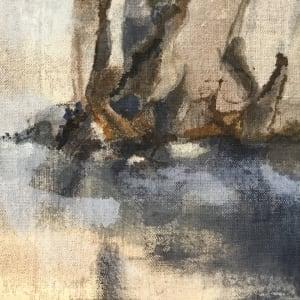 Edge, 3, Verso by Barbara Houston  Image: Detail, Artist's chop