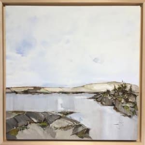 Inland Pond IP 43-6 by Barbara Houston