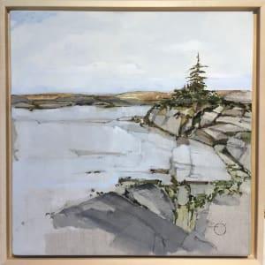 Inland Pond IP 43-4 by Barbara Houston