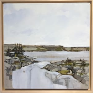 Inland Pond IP 43-5 by Barbara Houston