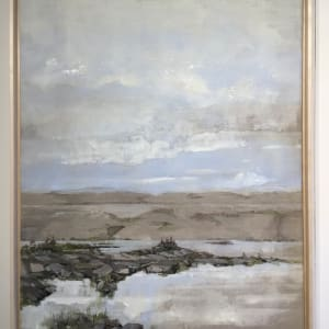Inland Pond IP 43-15 (VERSO) by Barbara Houston