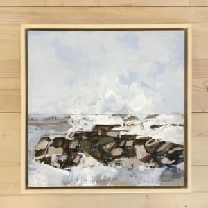 Water's Edge 5 by Barbara Houston