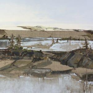 Inland Pond IP 43-3 by Barbara Houston