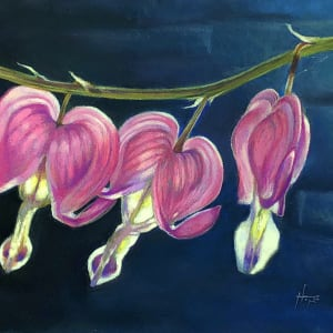 Glow II: Three of Hearts by Hope Martin