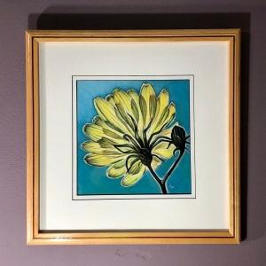 Glow I: Basking Bloom by Hope Martin