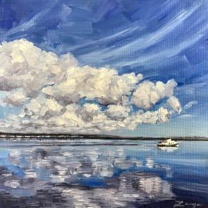 Glass Sea by Zanya Dahl