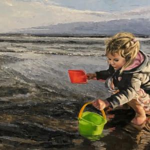 Bucket and Spade by Zanya Dahl