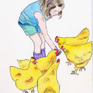 Hi res chickens vtxygi