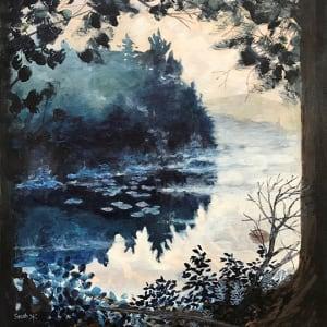Morning Mist by Sarah Robinson