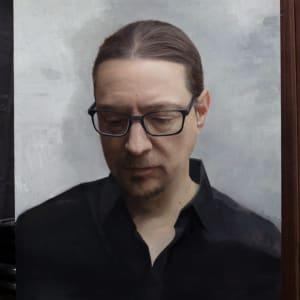 Self Portrait at 42 by David Kassan