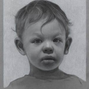 Lucas as a toddler by David Kassan
