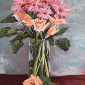 Fresh Flowers #1 by Renee Leopardi
