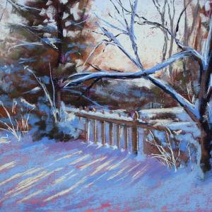 Winter's Dawn by Renee Leopardi