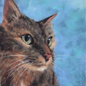 Jessica's Cat by Renee Leopardi