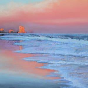 Sunset Glow by Renee Leopardi