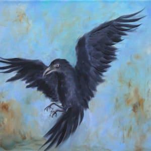 Fantasy Raven by Randy Robinson