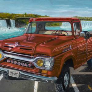 1960 Mercury M100 by Randy Robinson