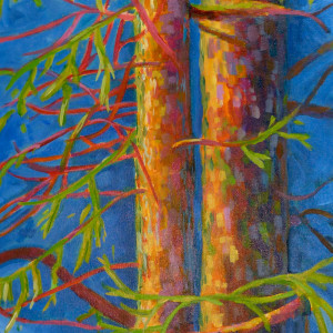Two trees veritical n3d54c