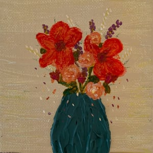 Little Drips Bouquet by Jennifer Crouch