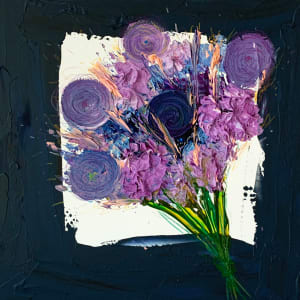Midnight Blooms by Jennifer Crouch