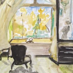 Reflections by Maria Kelebeev