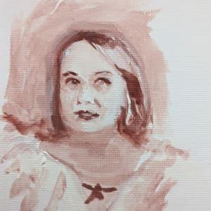 Nicola Coughlan by Maria Kelebeev