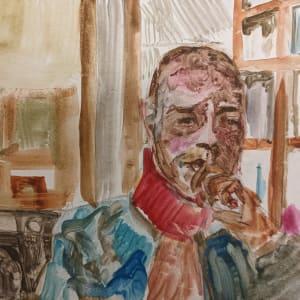 Clive Myrie by Maria Kelebeev