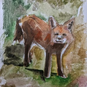 FH Fox Pal by Maria Kelebeev