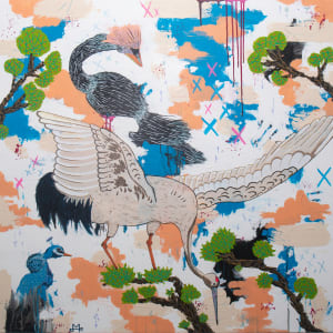 Foreign Feathers by Mohamed Essawy