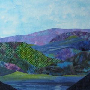 Blue Ridge Mountain Lake
