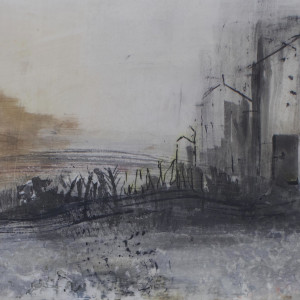 Along the Tracks by Helen DeRamus