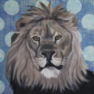 Day 50   lion lrg uzp6vv