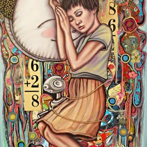 Sueño (Dream) by Angelica Contreras