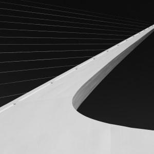 Sundial Bridge #6 #1 of 10 by Farrell Scott