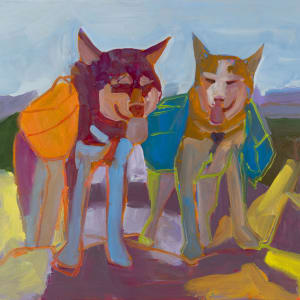 Trail Buddies by Jessica Singerman