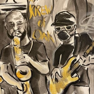 Corey Henry & Treme Funktet by Frenchy