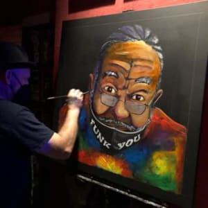 George Porter Jr. Tribute by Frenchy