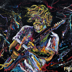 Anders Osborne  by Frenchy