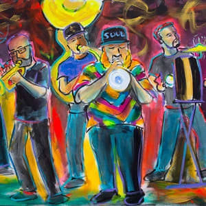 Soul Brass Band by Frenchy