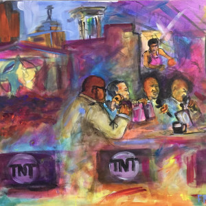 TNT All Star Weekend Talent Contest by Frenchy