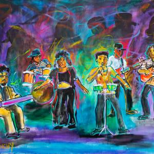 Jason Neville's Funky Soul Band by Frenchy