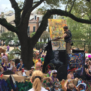 Krewe of Tucks 50th Anniversary