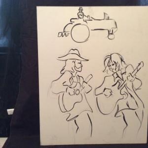 Farm Aid Sketch