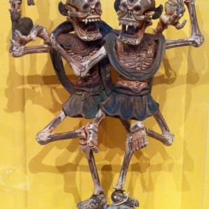 Shri-Chitipati Dance Macabre, Nepal by Unknown