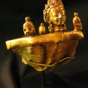 Ceremonial Cup, Nepal, by Unknown