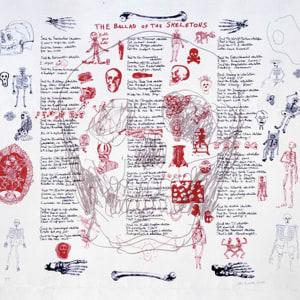The Ballad of the Skeletons by Allen Ginsberg