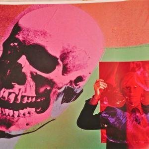 Andy Warhol, NY: New York (2) by Thomas Hoepker